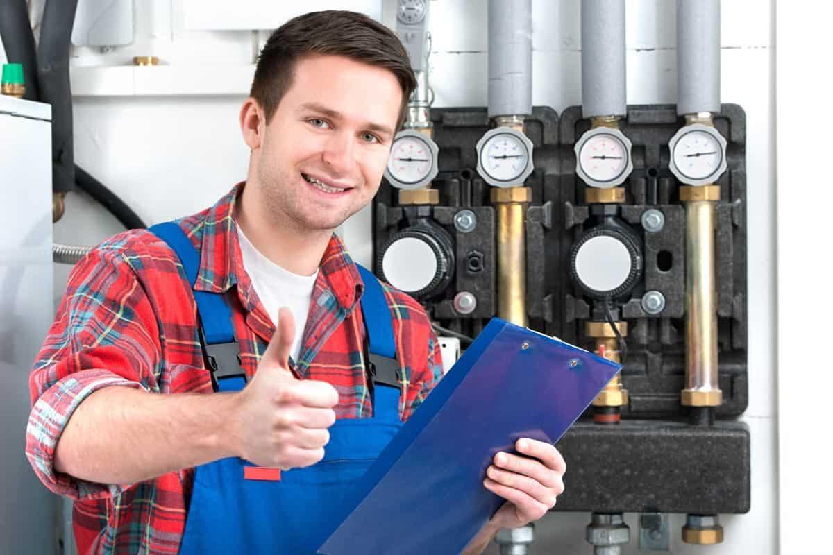 Монтаж систем отопления под ключ