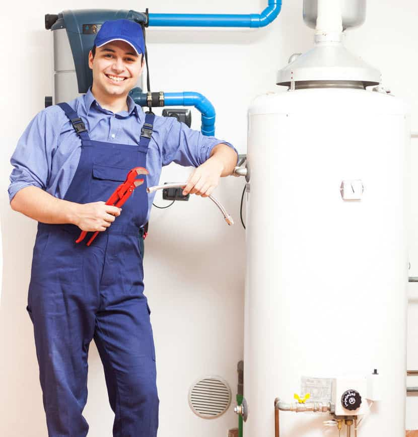 Ремонт котлов и водонагревателей